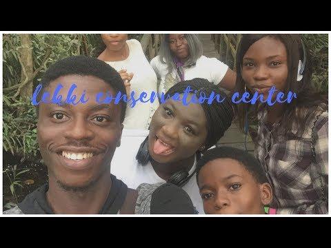 Lagos Vlog|Lekki Conservation center| Africa to the world EP 2| VLOG