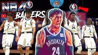 Running With NBA Stars D'Angelo Russell & Rondae Hollis-Jefferson - NBA 2K19 JRC