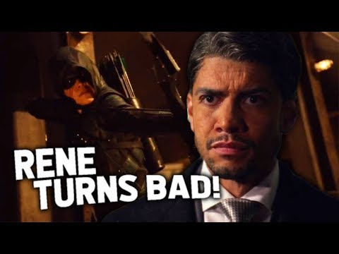 Download Rene Becomes A Villain Arrow 7x10 Review My Name Is Emiko