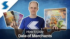 How to play Dale of Merchants