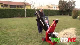BIOCIPPATORE TRITONE MAXI GX390 HONDA CE...