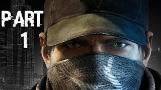 Watch Dogs Gameplay Walkthrough Part 1 - Bottom Of The Eighth