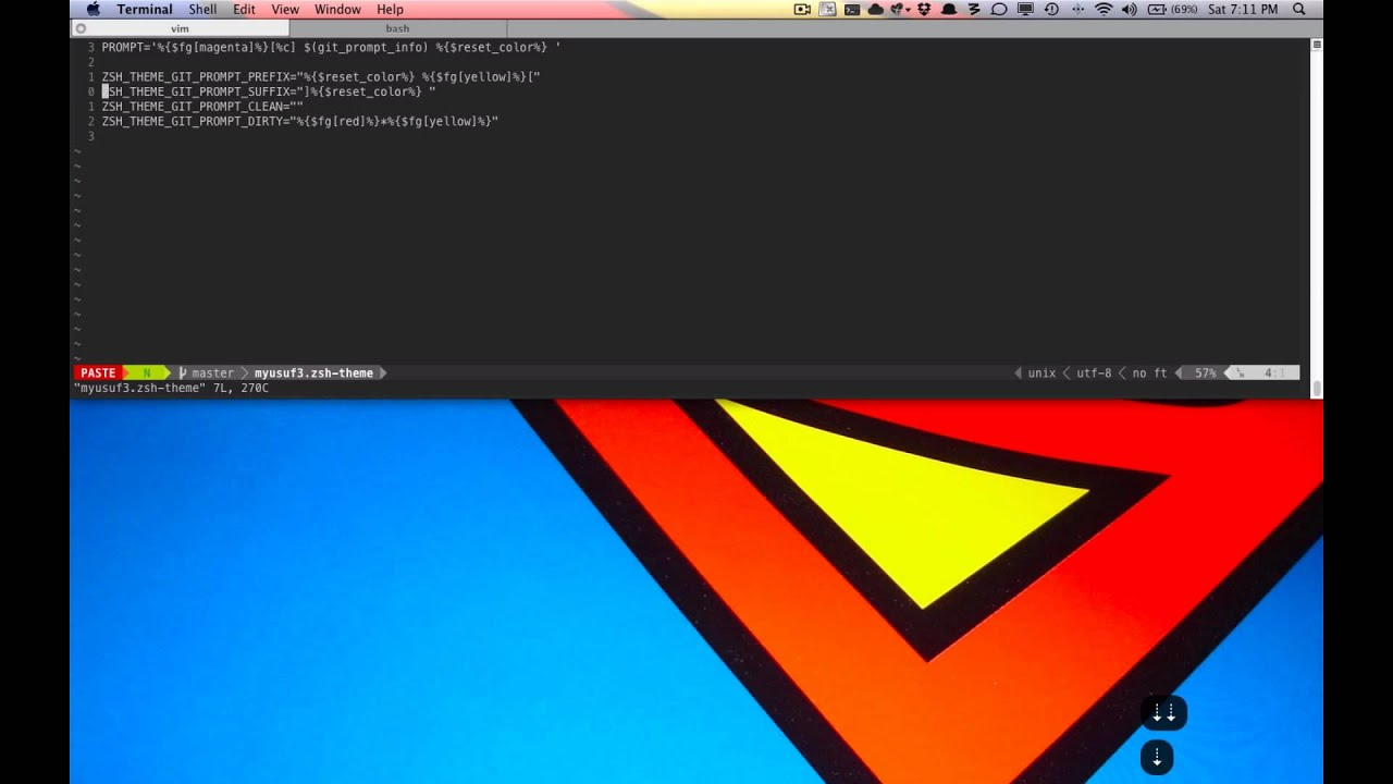How to customize your terminal with Oh my zsh on macOS   Oh