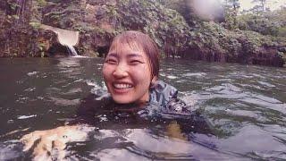 cenote tour con coreanita