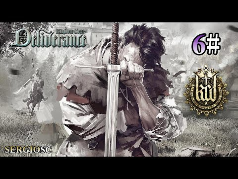 Kingdom Come Deliverance 6# La guardia de Rataje   Walkthrough GAMEPLAY Español PC