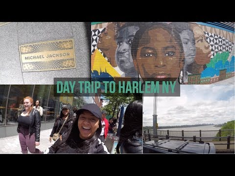 TRAVEL VLOG | Harlem