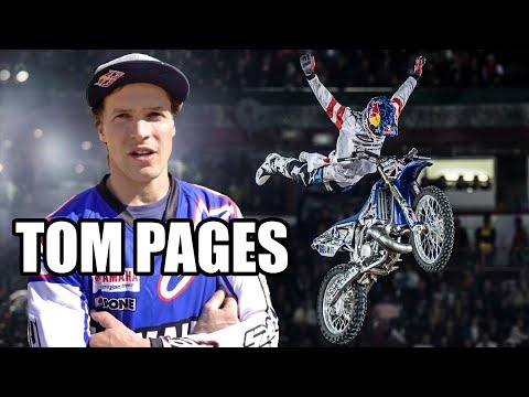 Tom Pagès : le boss du FMX fait son grand retour ! (Motocross Freestyle)