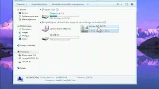 Poste de travail - Graver vos fichiers sur un disque.avi.AVI