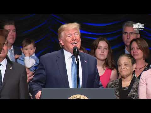 President Trump Delivers Remarks and Signs an Executive Order on Advancing American Kidney Health