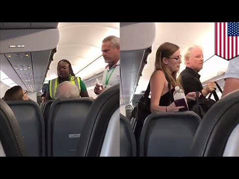 Airline removes passengers: Frontier kicks father, daughter