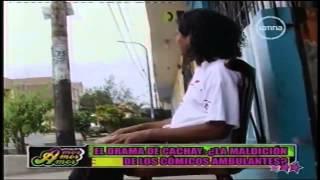 Amor Amor Amor - El Drama De Cachay Y Su Terrible Enfermedad 1-2 Lunes 11-02-2013 | 11-02-13