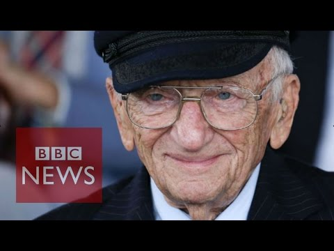The man who took on Nazi war criminals at the Nuremberg trials - BBC News