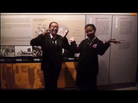 Practice Guiding At Museum Fatahillah & Bank Indonesia