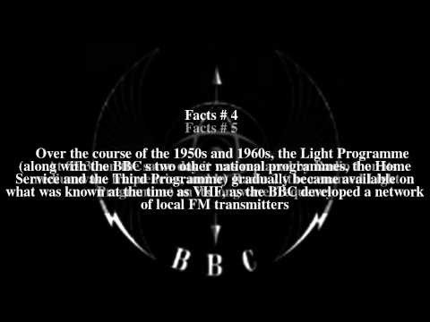 BBC Light Programme Top # 6 Facts