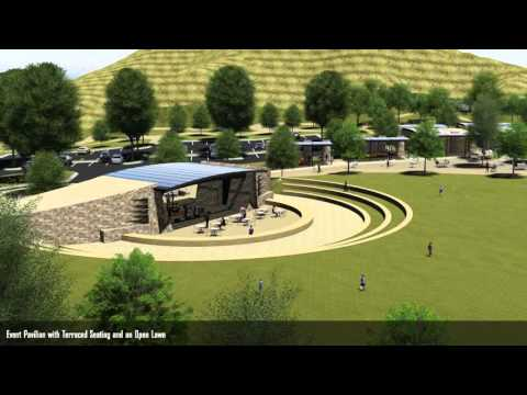 The Porter Ranch Community Park Extended Tour