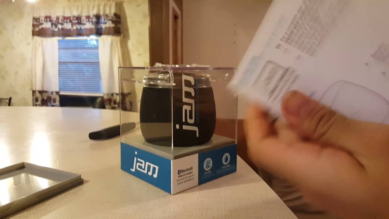 Jam double down unboxing video