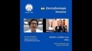 ENT. DR. ELÍAS VÁSQUEZ - MÉDICO TRATANTE DE ELECTROFISIOLOGÍA, HEEE