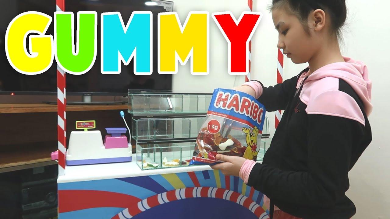 MY GUMMY STORE PREP | Aurea & Alexa WonderClips
