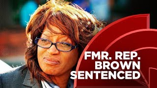 Former Congresswoman Corrine Brown Sentenced To 5 Years In Prison In Federal Corruption Case