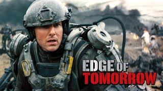 Tom Cruise Dying for 2 Hours Straight | Edge of Tomorrow (2014) - Movies in the Morning