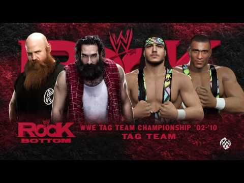 WWT Smackdown Rock Bottom PPV