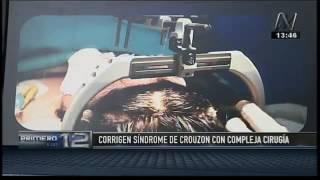 Síndrome bernhardt-rothe de del cirugía