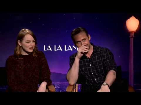 LALA LAND Interviews: Emma Stone and Ryan Gosling