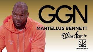 Super Bowl Champ Martellus Bennett Raps About Cap'n Crunch | GGN PREVIEW