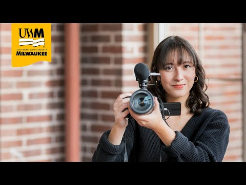 Film Major Delaney Chose UWM For Its Top-ranked Film Program