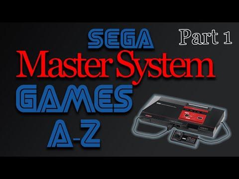 Sega Master System A-Z (Part 1) – Mike Matei Live