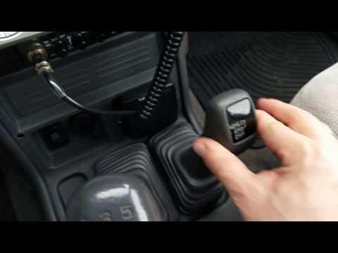 Mitsubishi Super Select 4WD How To