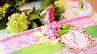 Яркий, сочный, летний декор свадьбы в Сыктывкаре! Студия