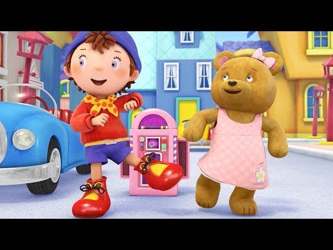 Noddy In Toyland | Noddy and The Big Dance | 1 Hour Compilation | Cartoon For Kids