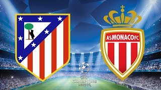 UEFA Champions League 2018/19 - Atletico Madrid Vs AS Monaco - ...