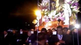 SEÑOR DE LOS MILAGROS - SEDAPAL ATARJEA - 2013