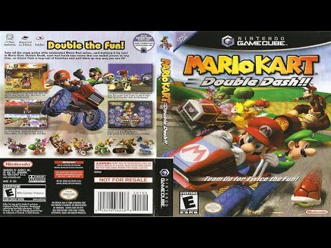 Nintendont Test: Mario Kart - Double Dash!! (Gamecube 2003)