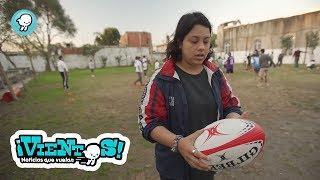 """""""Rugby sin fronteras"""""""