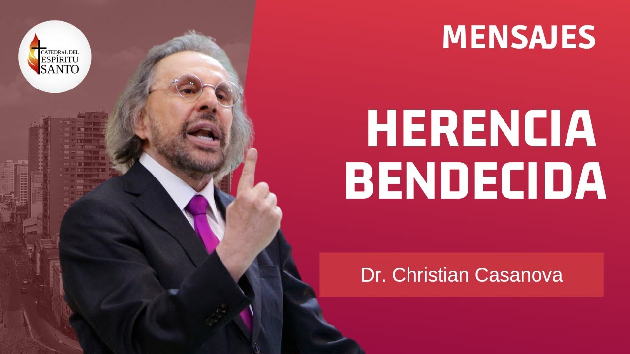 Download Herencia bendecida - Ob. Christian Casanova   Mensajes Cristianos #9 ✝️