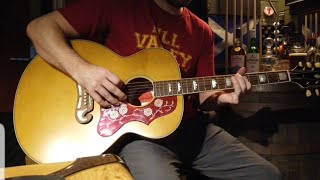 New epiphone 2020 range j200 inspired by Gibson unplugged sound