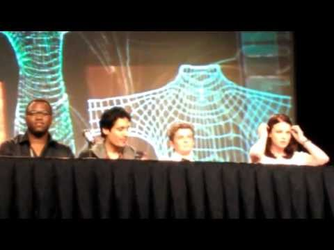 Continuum Panel Vancouver Fan Expo 2013
