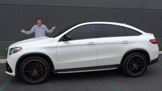 Вот Почему Все Ненавидят Mercedes-Amg Gle 63 Купе