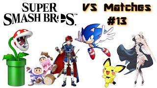 Super Smash Bros. Ultimate - VS Matches #13 (1v1s)
