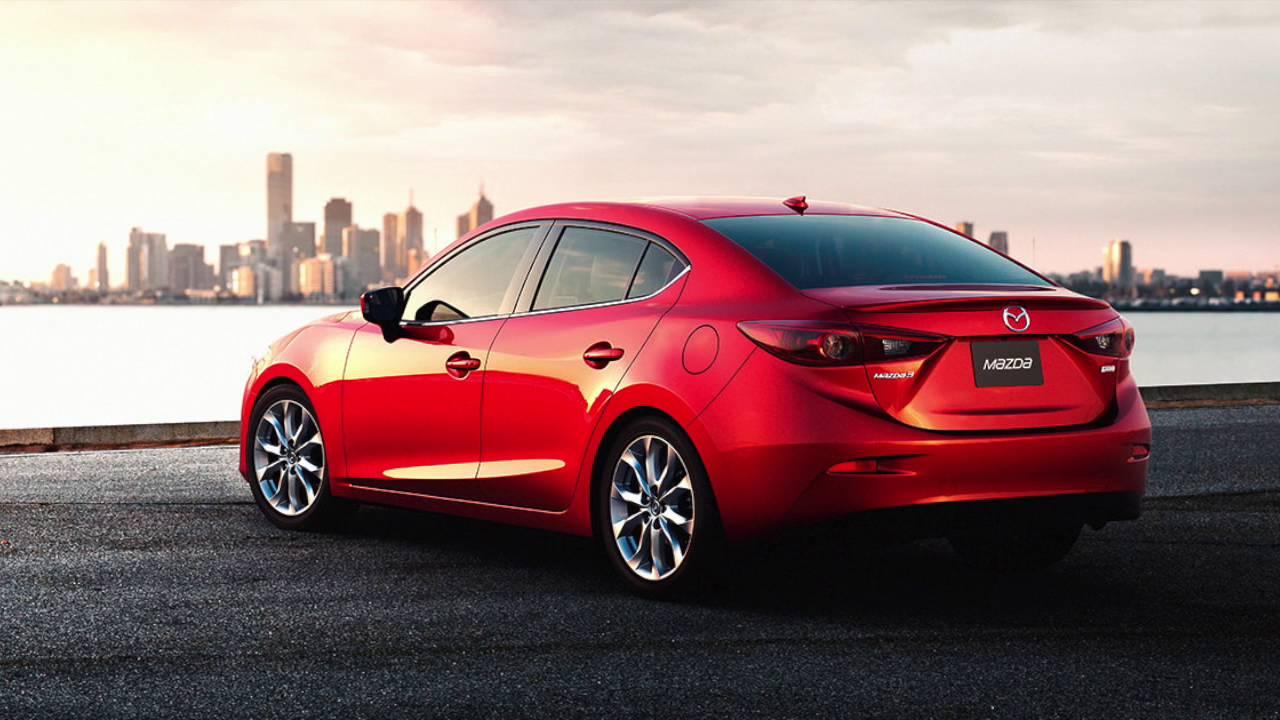 Mazda3 vs dodge dart