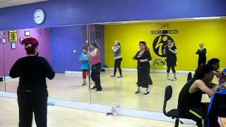 P&C Dance Studio Zumba Fitness Cumbia Mix Coqueteando Caballo Viejo La Canalla San Fernando La Bala