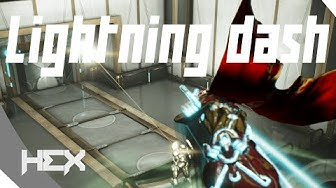 Warframe - Lightning dash mod