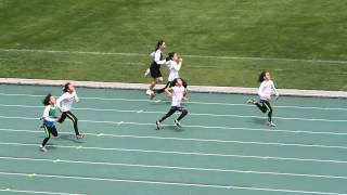 保良局陸慶濤小學 第9屆陸運會丙組60M Final