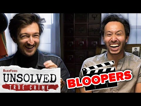 Unsolved True Crime Season 6 - Bloopers, Goofs, And Outtakes