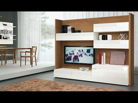 28 Model Meja dan Rak TV Minimalis Modern yang