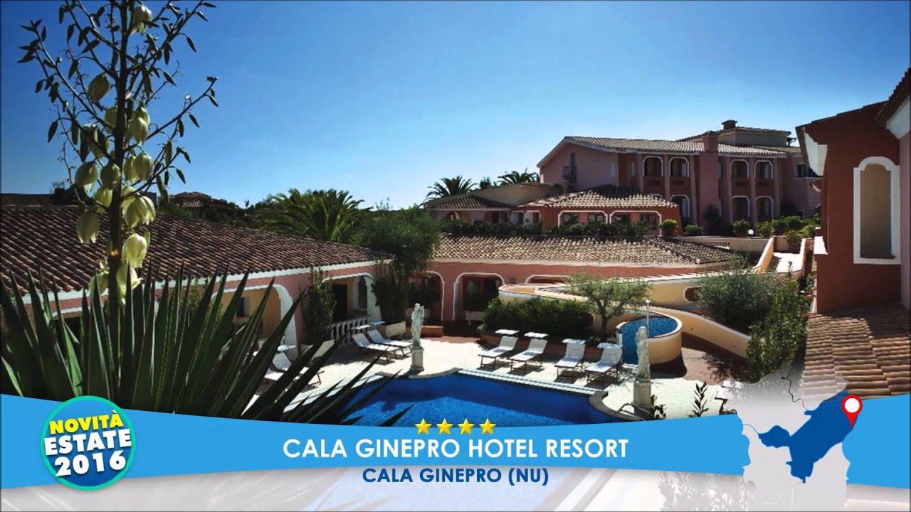 Cala Ginepro Hotel Resort Cala Ginepro Sardegna Novita Mare Italia