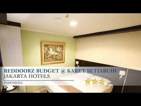 RedDoorz Budget @ Karet Setiabudi - Jakarta Hotels, Indonesia